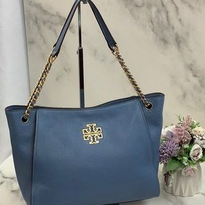 NWT- Tory Burch-Slouchy Tote